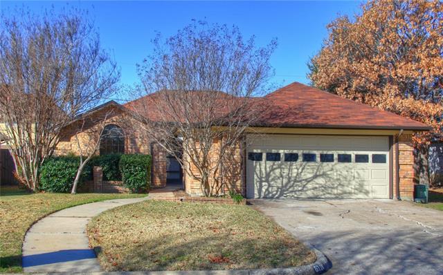 6110 Fern Meadow Rd, Arlington, TX