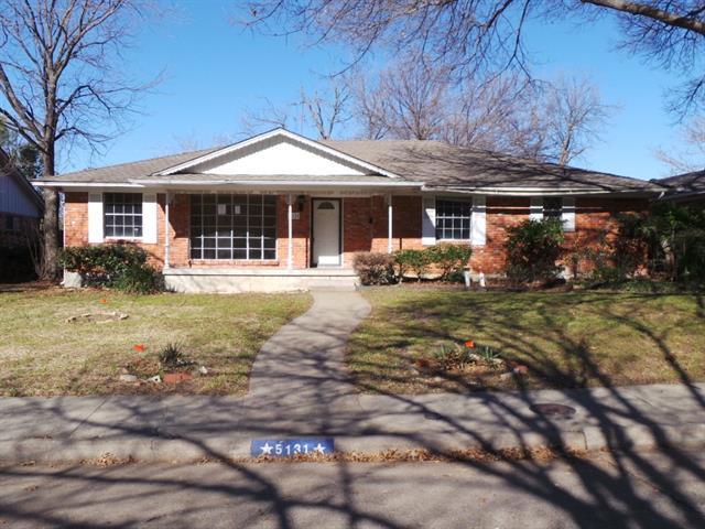 5131 Elkridge Dr, Dallas, TX
