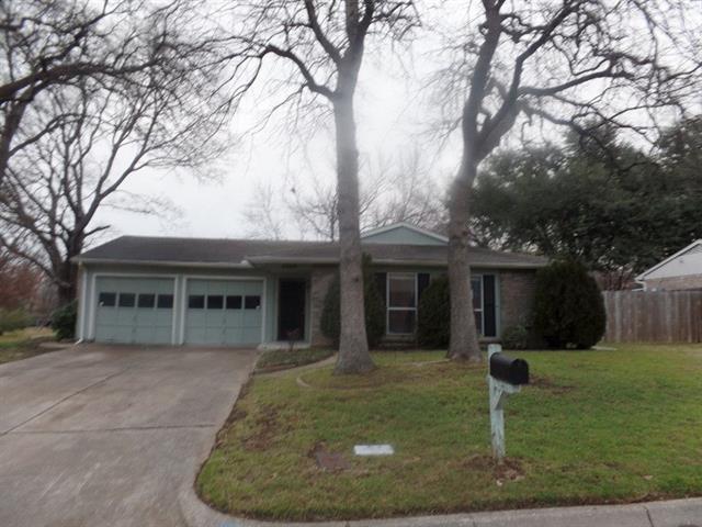 4309 Bradley Ln, Arlington, TX