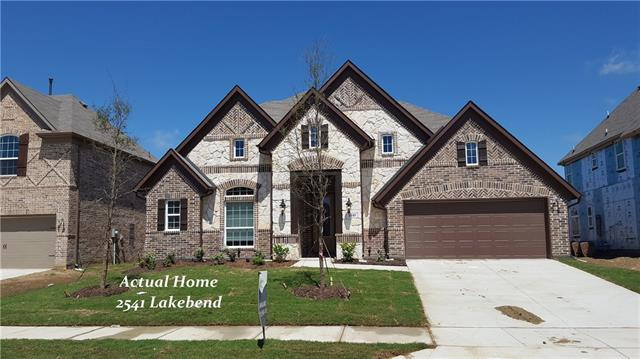 2541 Lakebend, Little Elm, TX