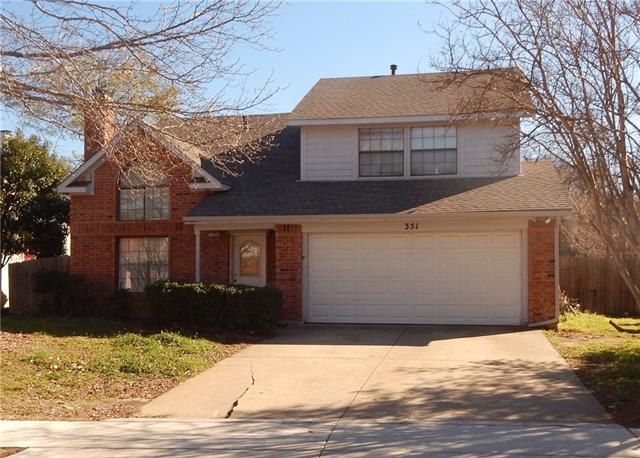 351 Hopewell St, Grand Prairie, TX