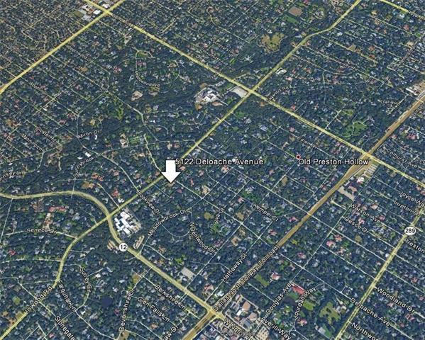 5122 Deloache Ave, Dallas TX 75220