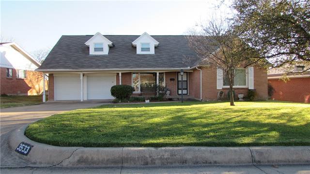3533 Cimmaron Trl, Fort Worth, TX