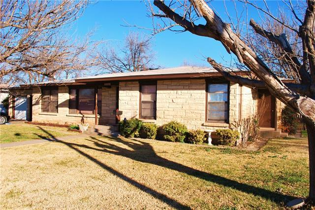 1400 Heath, Merkel, TX