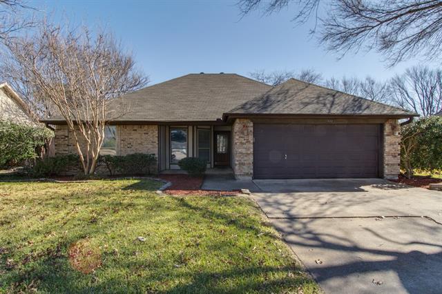 332 Cindy St, Keller, TX