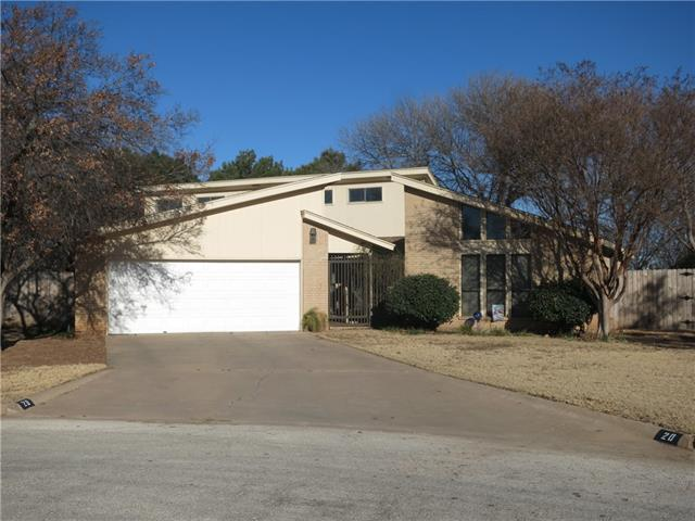 20 Bay Bridge Cir, Abilene TX 79602