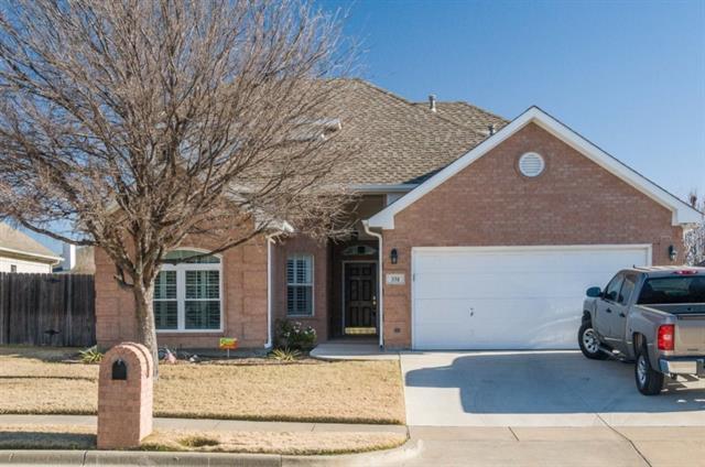 351 Mesquite Hill Dr, Arlington TX 76002