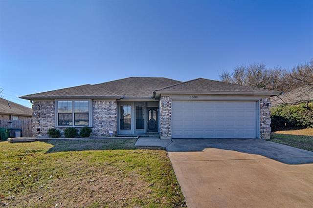 1508 Sayles Ave, Arlington TX 76018