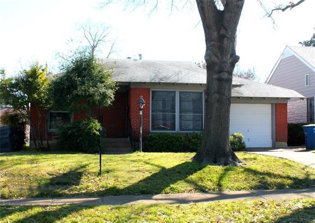 1822 Norfolk Ave, Dallas TX 75203