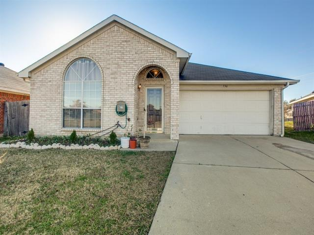 736 W Colony Dr, Arlington TX 76001
