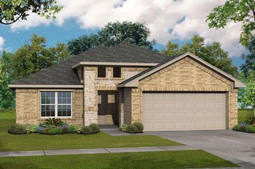 2828 Adams Fall Ln, Fort Worth, TX