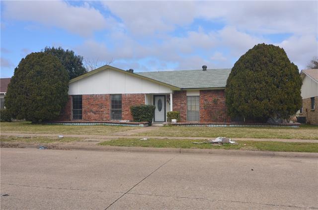 2809 Silverdale Ln, Garland, TX
