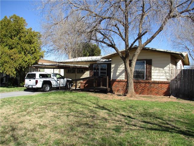 825 Shelton St, Abilene, TX