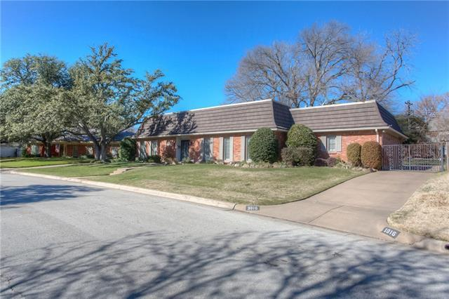 3916 Thistle Ln, Fort Worth TX 76109