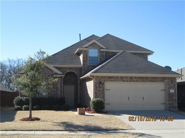 460 Hayes St, Lavon TX 75166