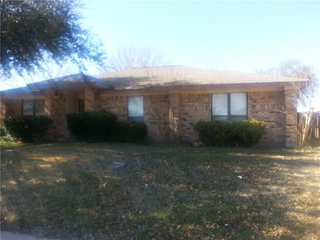2417 Idlewood Dr, Garland, TX