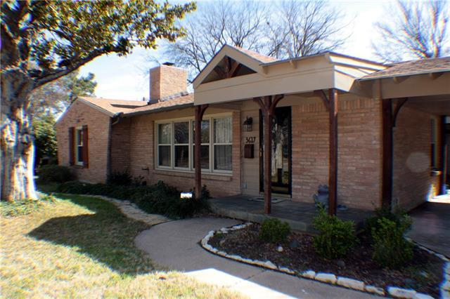 3617 Dryden Rd, Fort Worth TX 76109