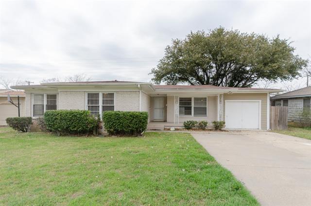 3908 W Spurgeon St, Fort Worth, TX