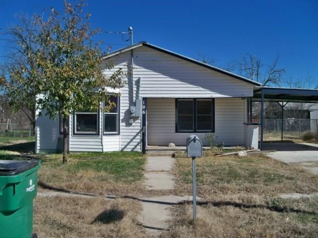 106 Brush St, Coleman, TX