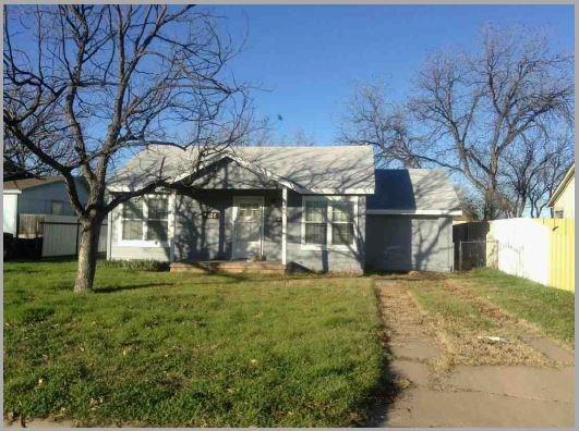 1526 Lillius St, Abilene, TX