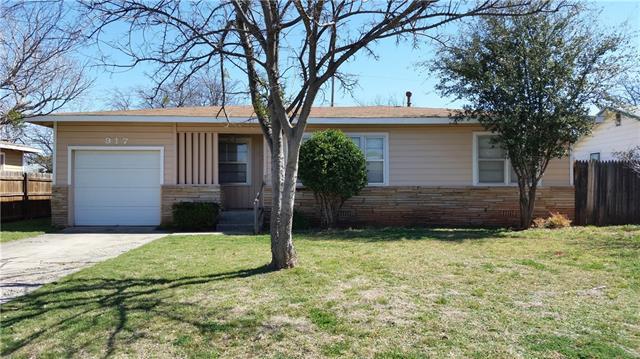 917 Burger St, Abilene, TX