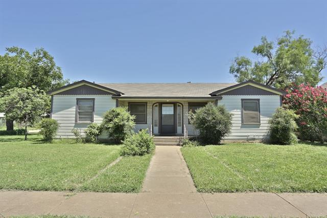 1542 N 16th St, Abilene, TX