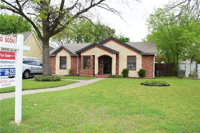 808 N Bailey Ave, Fort Worth, TX