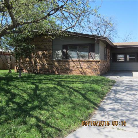 1466 Bel Air Dr, Abilene, TX