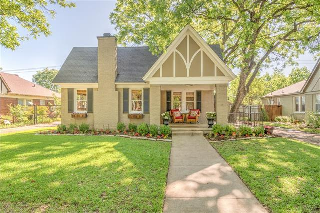 2201 Stanley Ave, Fort Worth TX 76110