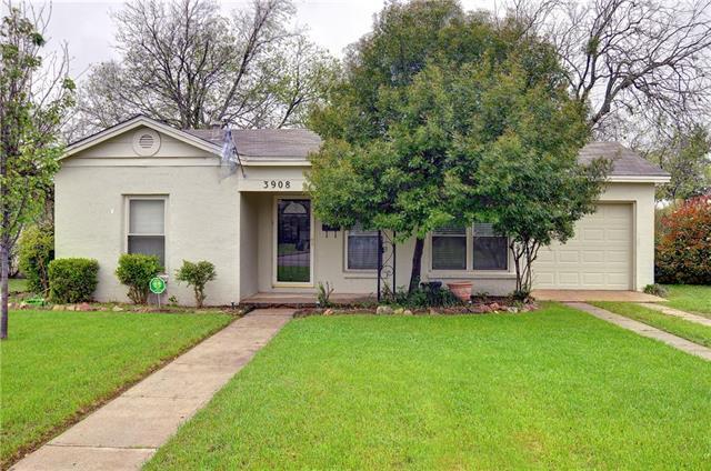 3908 Carolyn Rd, Fort Worth TX 76109