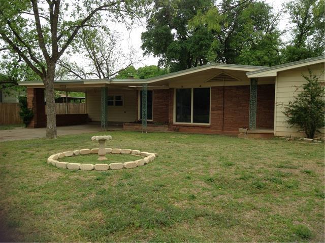 4066 Fairmount St, Abilene, TX