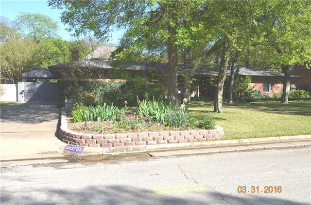 3705 Overton Park Dr, Fort Worth TX 76109