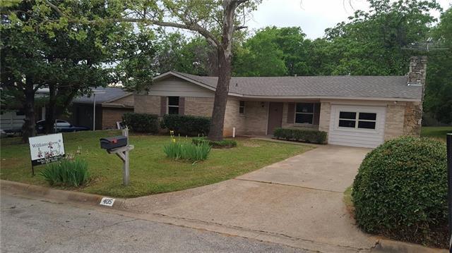 405 Hogle St, Weatherford, TX