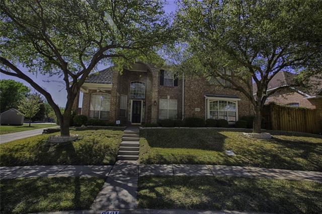 6101 Hidden Springs Ln, Garland, TX