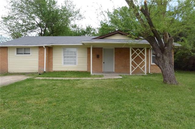 1838 S 3rd St, Garland, TX
