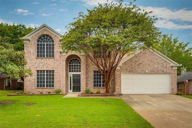 7221 Crabtree Ln, North Richland Hills, TX