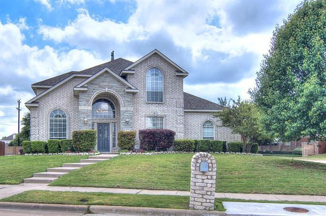 2464 Clear Field Dr, Plano TX 75025