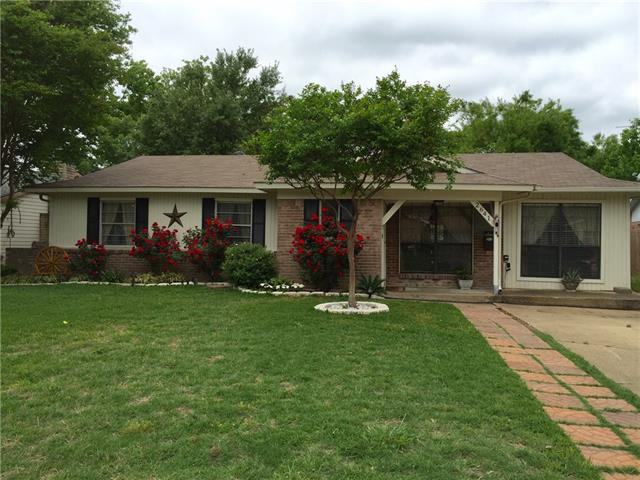 2641 Greenland Dr, Mesquite, TX