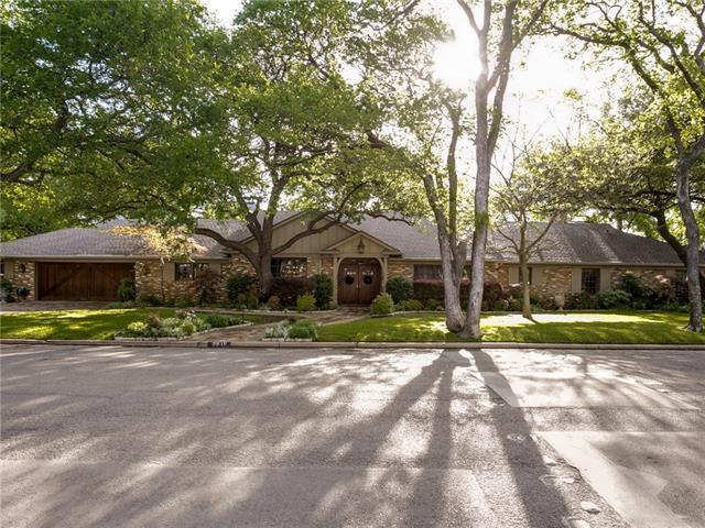 2815 Simondale Dr, Fort Worth TX 76109