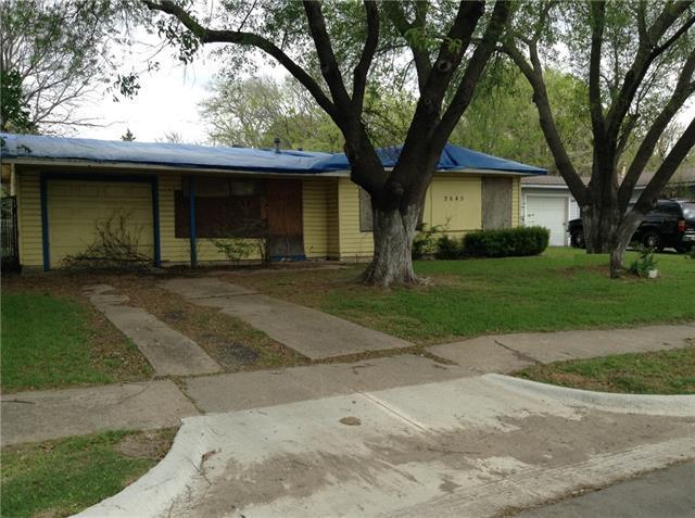 2645 Blyth Dr, Dallas, TX