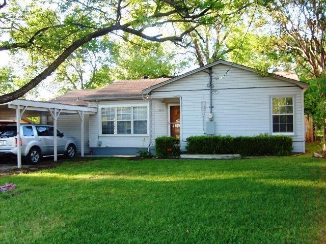 2419 W Morton St, Denison, TX