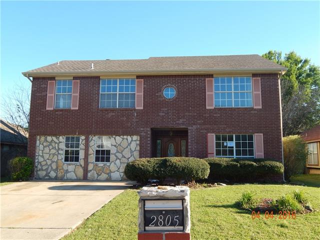 2805 Briar Hill Dr, Grand Prairie, TX