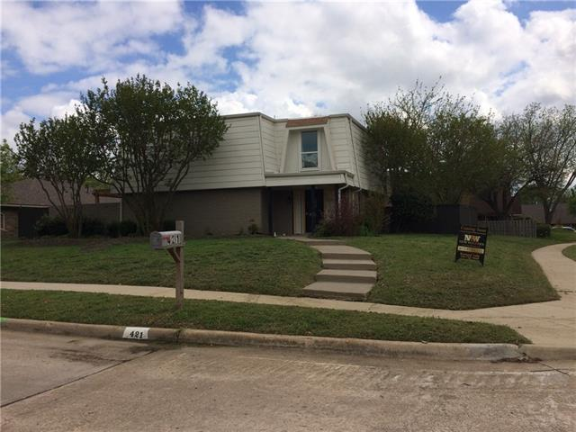 421 Forest Grove Dr, Richardson TX 75080
