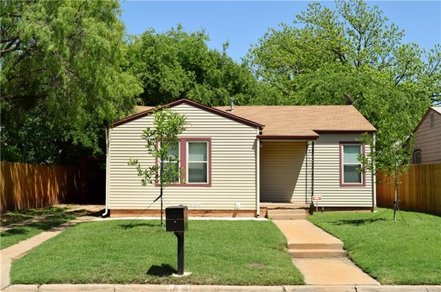 417 Larkin St, Abilene, TX