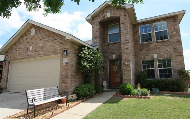 1353 Haley Ln, Burleson TX 76028