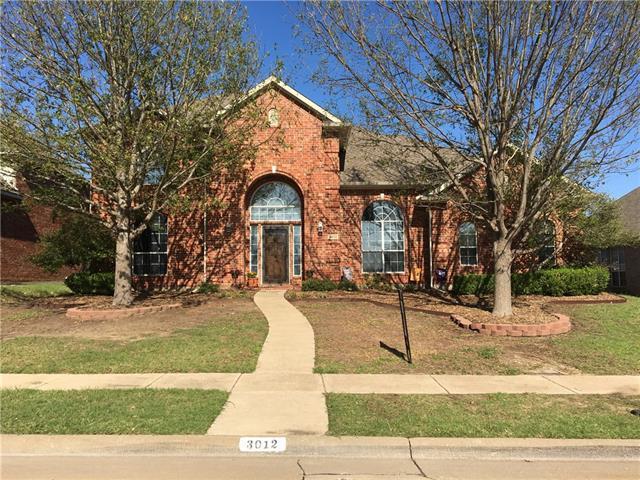 3012 Grantham Dr, Richardson, TX