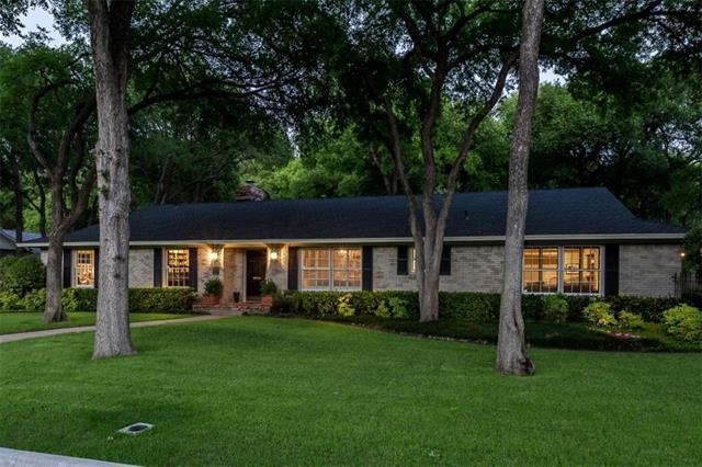 4001 Sarita Dr, Fort Worth TX 76109