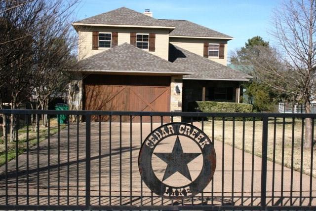 10124 Cherokee Ln, Gun Barrel City TX 75156