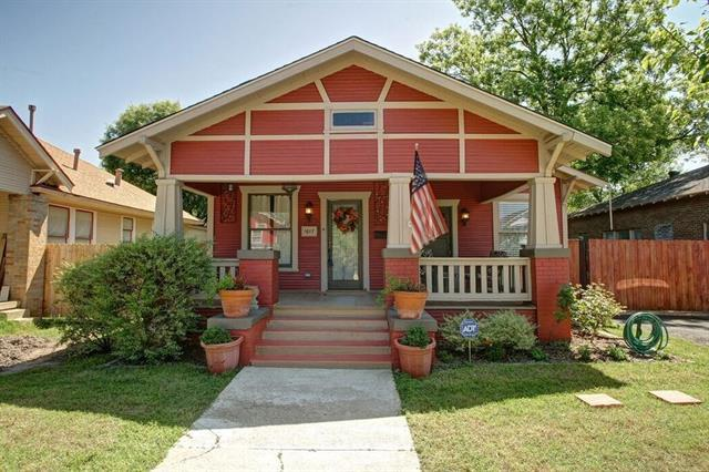 1617 Hurley Ave, Fort Worth TX 76104