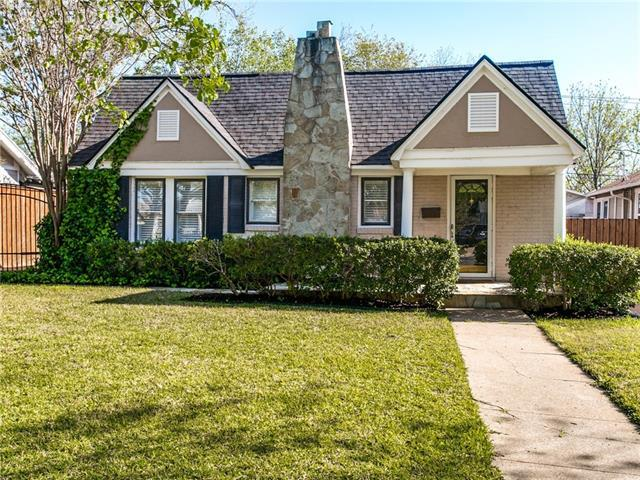 5329 El Campo Ave, Fort Worth TX 76107